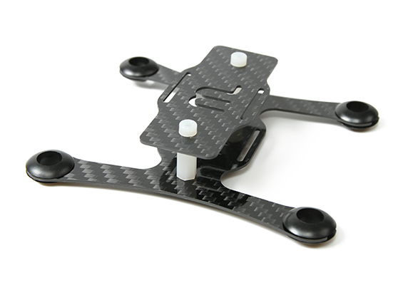 beta brushed micro quadcopter frames